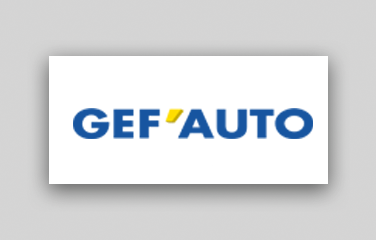 GEF AUTO logo
