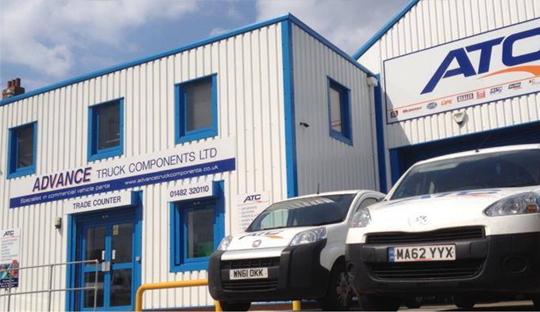 Advance Truck Components Ltd