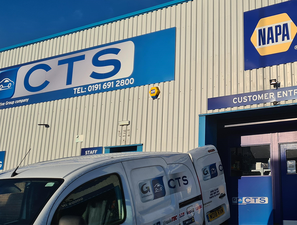 CTS Sunderland AAG business
